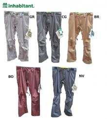 INHABITANT TWILL WORK PANTS 14-15