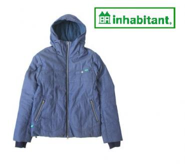 inhabitant インハビタント PUFF JACKET【40%OFF】