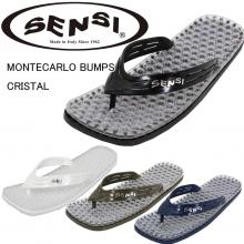SENSI MONTECARLO BUMPS  CRISTAL COLLECTION サンダル MADE IN ITALYの高性能サンダル!!