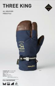 VOLUME GLOVES 18-19 THREE KING